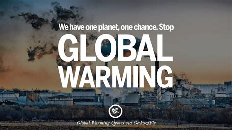 Quotes On Global Warming