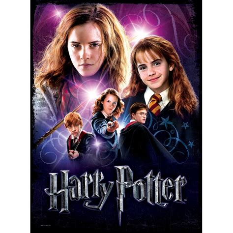 Harry Potter Hermione Granger by Harry Potter Hermione Granger Poster Puzzle The Gamesmen