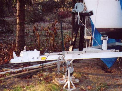 boat trailer rust prevention trailer