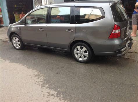 Antena Nissan Grand Livina Nissan Grand Livina 1 8at 2011