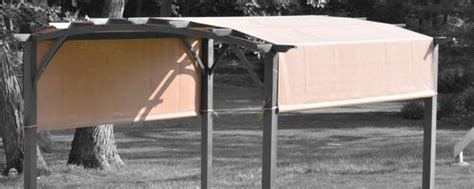 Backyard Creations Deluxe Arched Garden Pergola Replacement Canopy For 913434 Deluxe Arched Garden Pergola