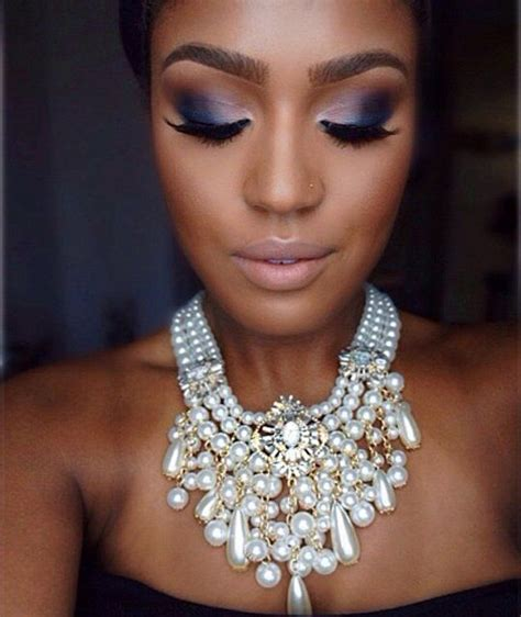 tutorial makeup for dark skin 8 eyeshadow ideas for black women eyeshadow ideas dark