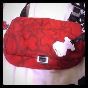 Kaos Yogs You New 73 tous handbags tous kaos crossbody bag from yan s