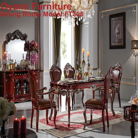 Upscale Dining Room Furniture by 2016 Oyami Luxury Dining Room Furniture Table Sets Buy