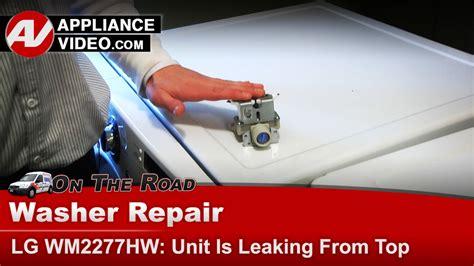 Inlet Valve Mesin Cuci Lg Lg Washer Water Inlet Valve Leaking Water Appliance