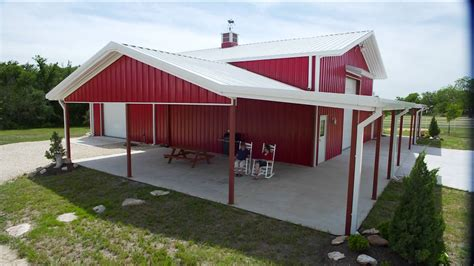 Attached Carports Mueller Towers Over Other Quonset Hut Builders