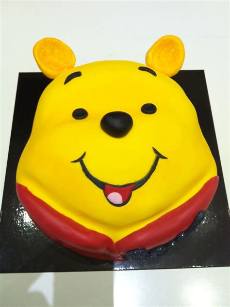 winnie the pooh cake template winnie the pooh templates for cakes pictures to pin
