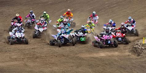 ama atv motocross schedule wienen leads ama pro atv field into penultimate round of