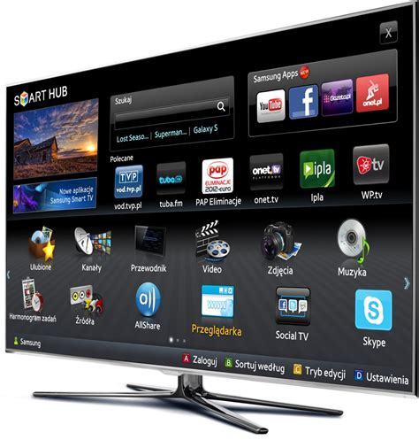 Tv Samsung Electronic City samsung makes smart tv multiscreen updates digital tv europe