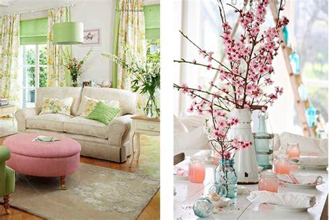 ideas para la decoracion hogar ideas para decorar tu hogar en primavera nosotras