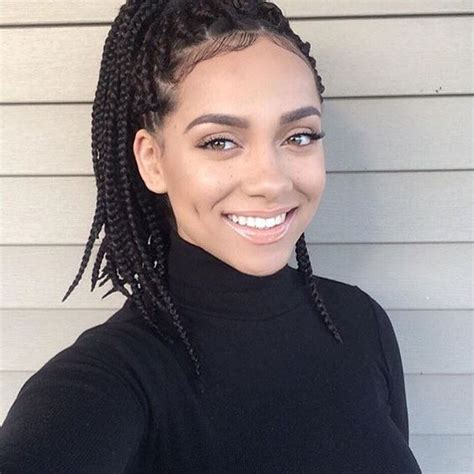 Box Braids Hairstyles   Girlterest