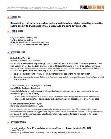 19 Free Resume Templates You Can Customize In Microsoft Word Hubspot Resume Templates