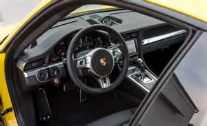 Interior Porsche 911 Car And Driver