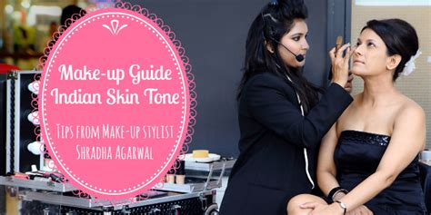 make up guide for indian skin tone