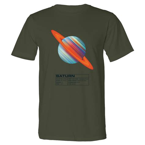saturns pattern t shirt unisex saturn planet unisex 100 certified organic t shirt 183 sons