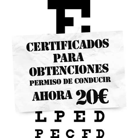 certificado m dico para conducir gratis en centros de salud certificados m 233 dicos para la renovaci 243 n del carnet de