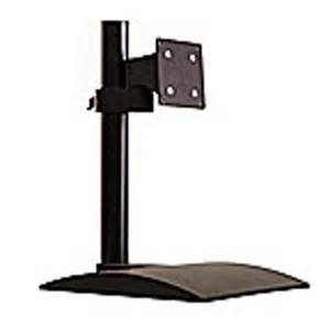 vesa mount desk stand marshall electronics desktop vesa mount stand with pivot