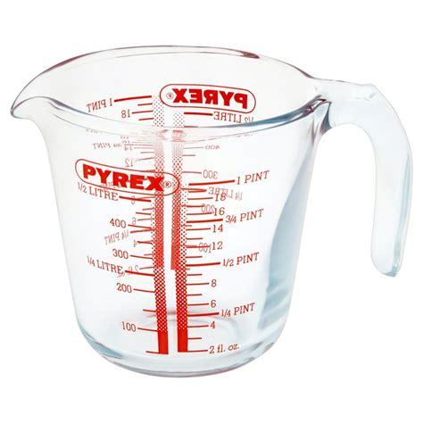 pyrex jug 0 5l at wilko