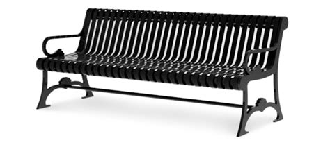 black park bench outdoor metal benches for sale lc 1150 commercial