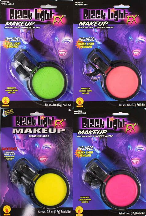 glow in the paint cyprus glow in the blacklight pod makeup costume