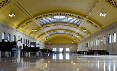 union depot interplay photo journal