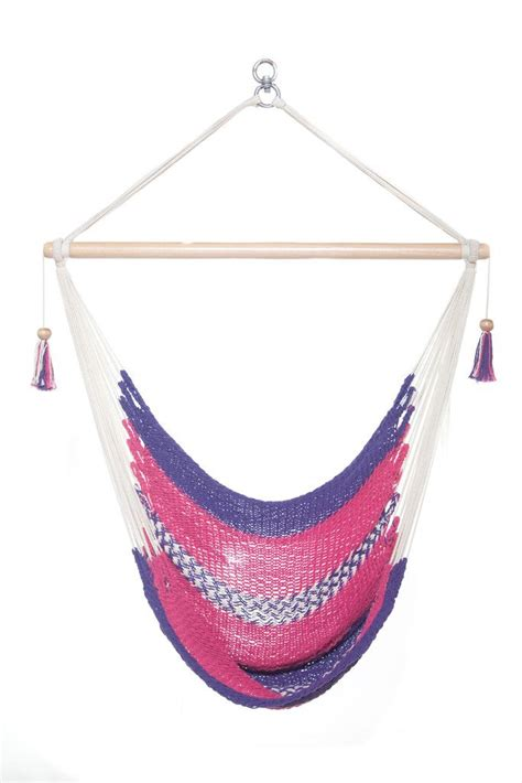 Pink Hammock Hanging Hammock Chair Pink And Purple Chairs The O