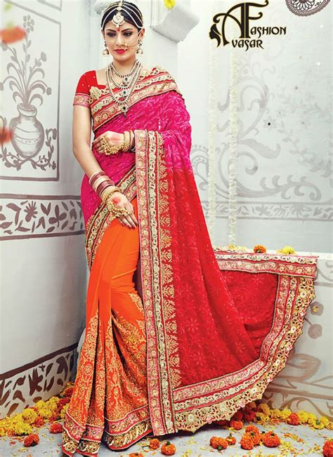 best saree shopping 25 best ideas about bridal sarees on