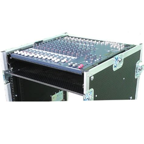 Mixer Rack by 14u Mixer Console Rack Flightcase
