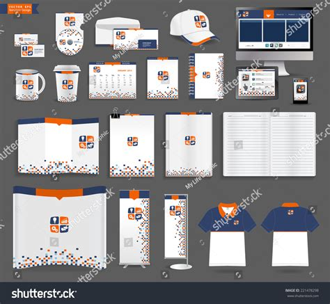 site thespruce shirt card envelope template corporate identity templates blank name card stock vector
