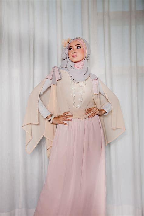 contoh baju ke pesta 25 contoh gaun pesta hijab paling trendy 2018 style