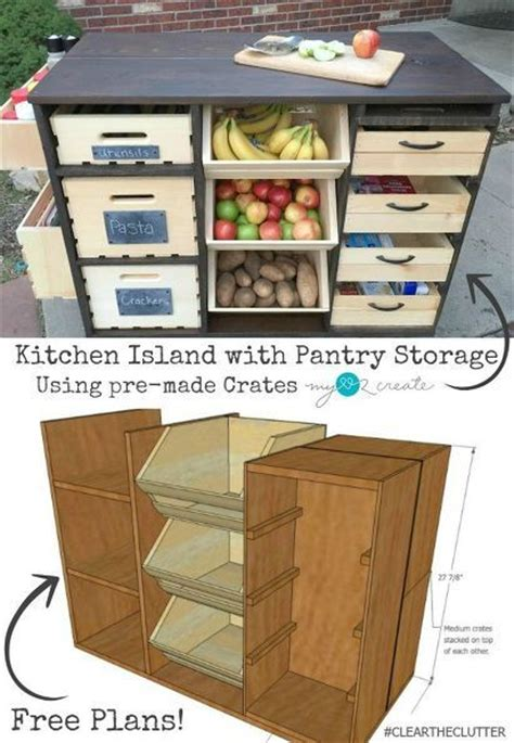 rolling kitchen island plans rolling kitchen island and pantry storage rolling kitchen