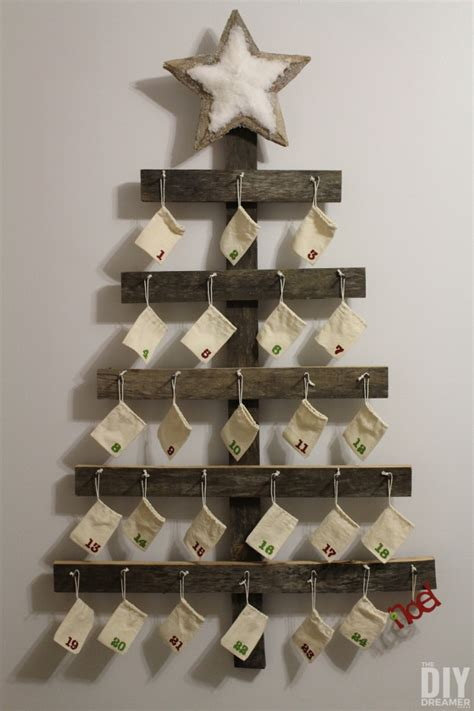 make an advent calendar 3 easy and beautiful ornaments