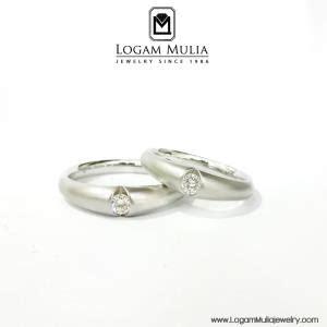 jual cincin berlian wanita cincin berlian pria elegan