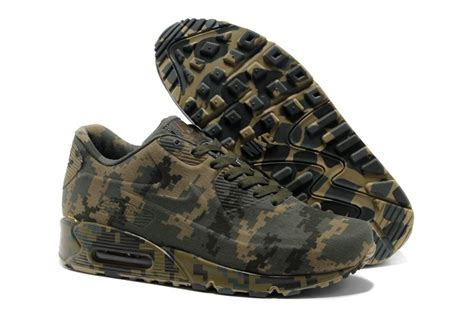 Sneakers Motif Army Gotrack Camo Green cheap to buy popular nike air max 90 mens trainers shoes