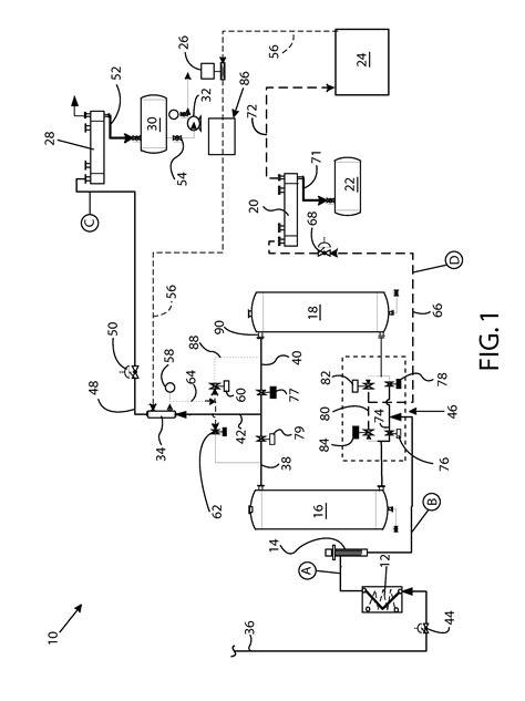 vacuum pressure swing adsorption patent us8734570 pressure and vacuum swing adsorption