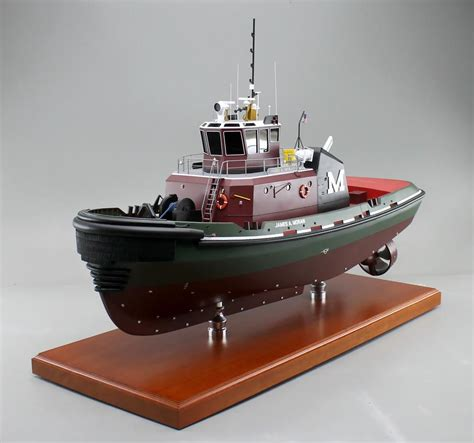 model in boat a recently completed 42 quot tug boat model commercial