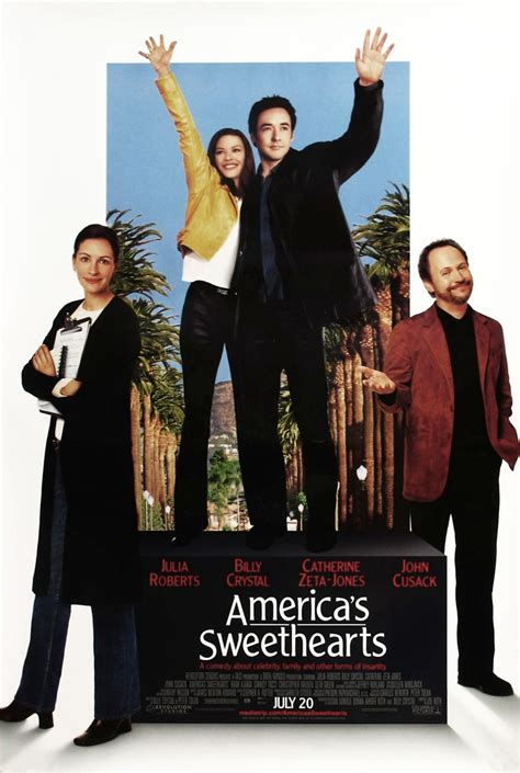 Americas Sweethearts 2001 Review And Trailer by America S Sweethearts Dvd Release Date October 30 2001