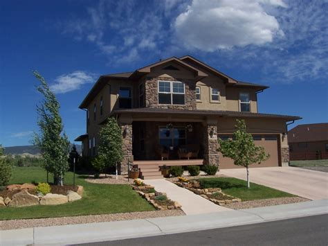 home for sale montrose colorado brown ranch