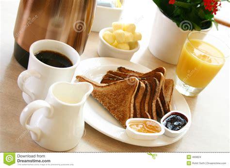 toast coffee house breakfast series toast coffee and juice stock photo image 469824