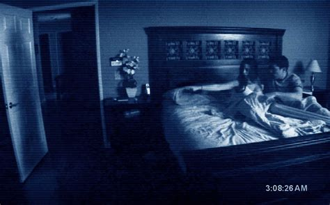 paranormal activity  cousin franchise