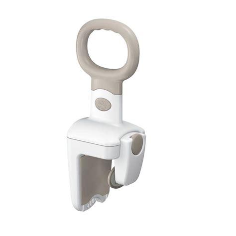 bathtub grip moen home care 16 1 2 in securelock tub grip in white
