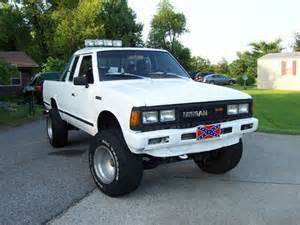 Nissan Z24 Buy Used Classic Vintage 1986 Nissan 4x4 720 4 Wheel