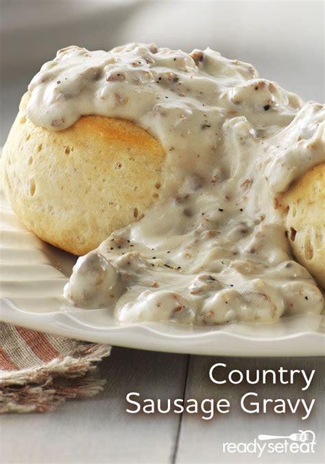 country style sausage gravy recipe white sausage gravy