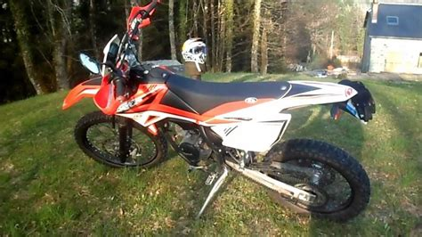 Trial Motorrad T V by Beta Rr Enduro 50cc 2012