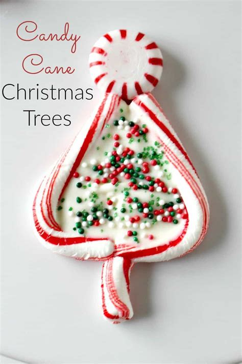 candy cane candy cane christmas trees princess pinky