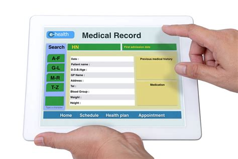Hospital Records Guide Offers Step By Step Advice On Securing Electronic Records Antworks