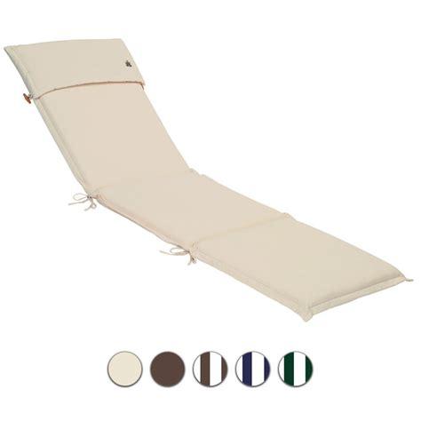 cuscino lettino cuscino per lettino prendisole 196x58 cm con volant