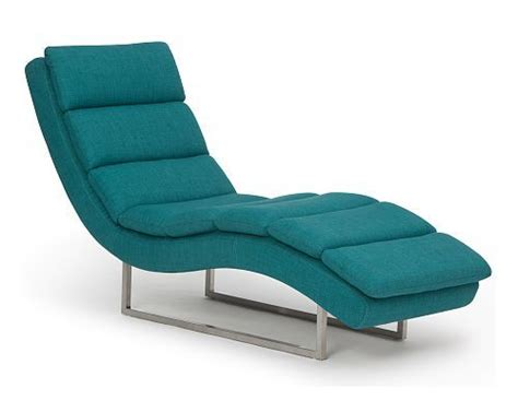 teal chaise lounge teal fiona lounge chair decor furniture pinterest