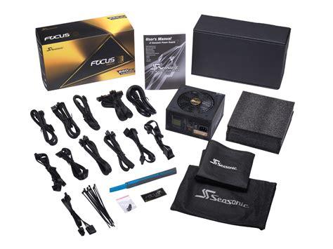 Seasonic Focus Plus Gold Fx 850 80 Gold Modular 10 Year Warranty focus plus gold