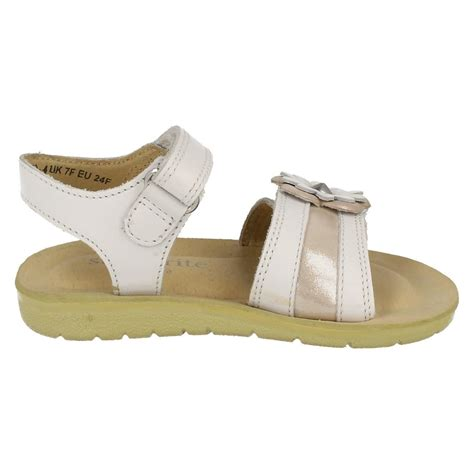 Jr Wedges Shoes 169 59 infant junior startrite summer sandals sr soft clara ebay